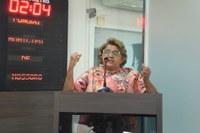Vereadora Maria das Malhas faz agradecimento na penúltima sessão de 2020
