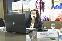 Vereadora Marleide Cunha cobra acompanhamento multiprofissional para diabéticos
