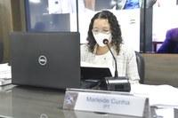 Vereadora Marleide Cunha defende piso salarial dos agentes de endemias