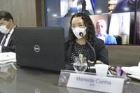 Vereadora Marleide Cunha solicita informações sobre FGTS dos servidores