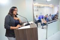 Vereadora pede prioridade na sinalização de trânsito em Mossoró