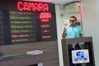 Vereadores dão apoio a comerciantes informais do Centro