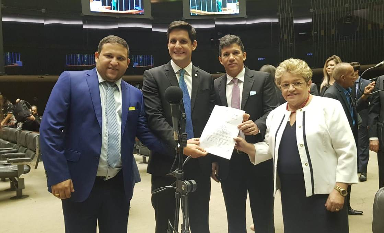 Vereadores defendem verba para LMECC em Brasília