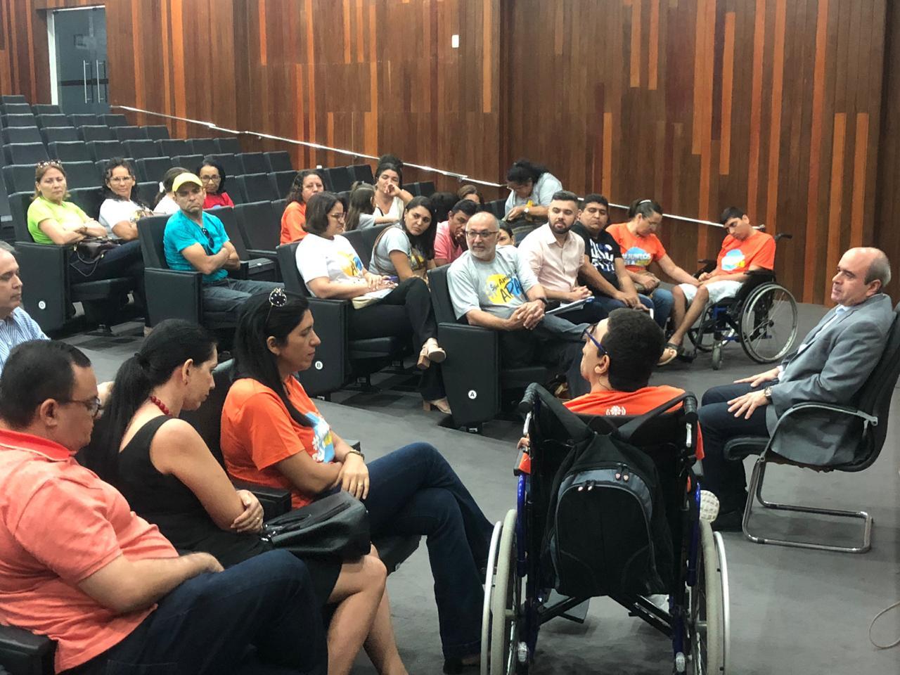 Vereadores discutem segurança e acessibilidade no MP