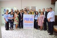 Vereadores garantem apoio à campanha do Previ pró-idosos