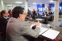 Vereadores participam de audiência pública promovida pelo MP na Câmara