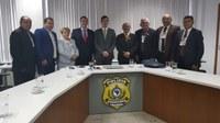 Vereadores pedem em Brasília reforço da PRF para Mossoró