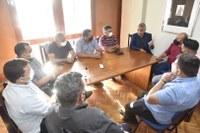 Vereadores recebem deputado federal General Girão na Câmara Municipal
