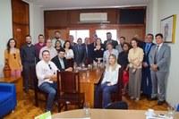 Vereadores recebem visita de chapa à OAB Mossoró
