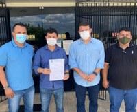 Vereadores visitam MP/RN em busca de soluções para o São Camilo